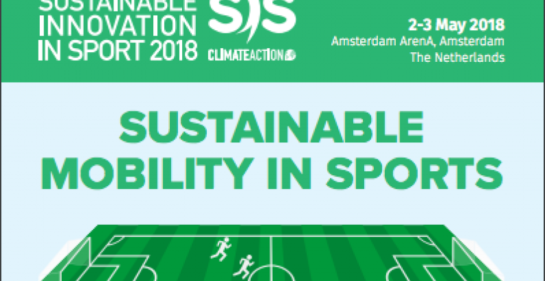 Sport as an important enabler to achieve Sustainable Development Goals