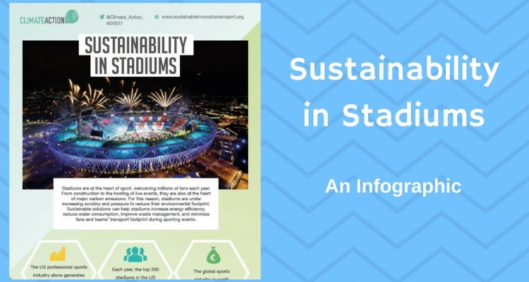 Sustainability in Stadiums: An Infographic