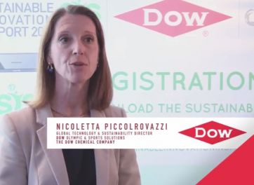 Interview with Nicoletta Piccolrovazzi, Global Technology & Sustainability Director, DOW at SIIS17