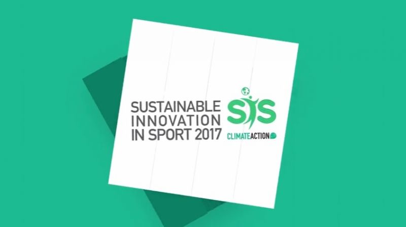 Highlights from Sustainable Innovation in Sport 2017